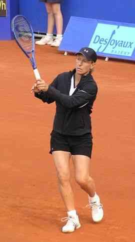 Martina Navratilova se retira de las pistas este año a sus 50 años