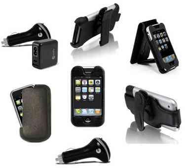 Accesorios Macally para iPhone