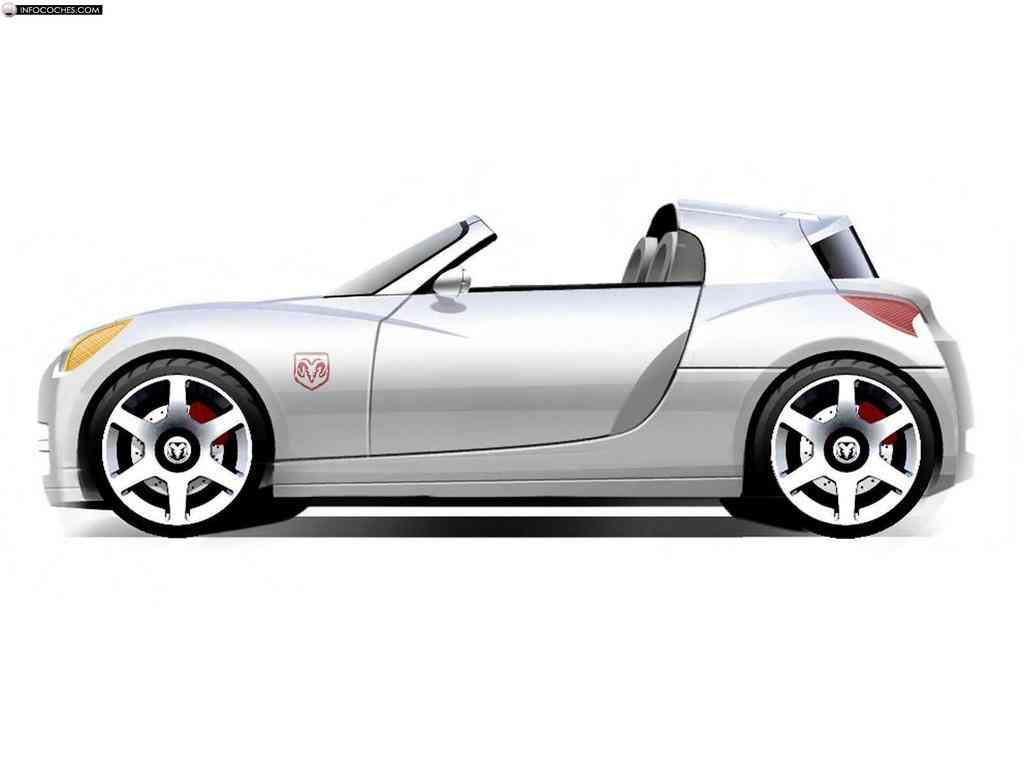 Dodge SlingShot concept lateral