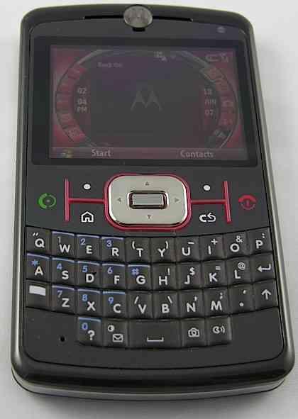 Motorola Q Music 9M