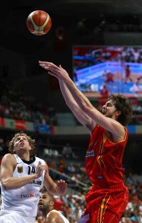 España Basket hacia el Oro