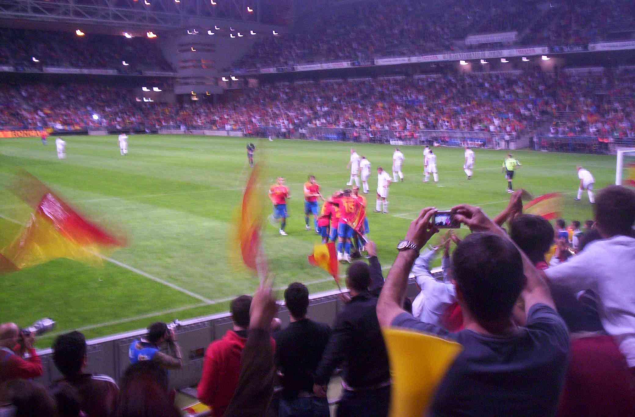 Gol de España Eurocopa
