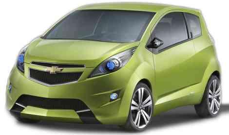 Chevrolet Beat Concept, a producción!