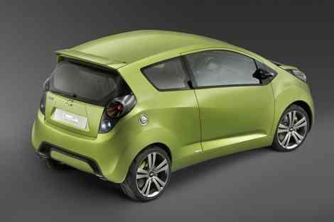 Chevrolet Beat Concept, ¿el próximo Kalos?