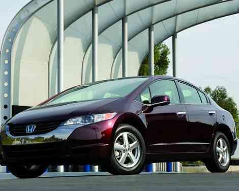 Honda FCX Clarity, el coche que emite 0 de todo.