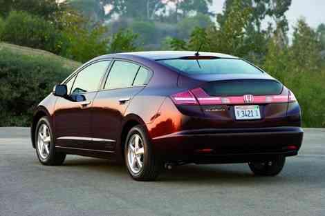 Honda FCX Clarity, 136 CV sin un gramo de CO2