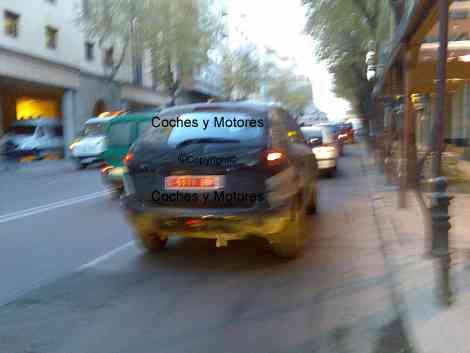 Renault Koleos, pillado!