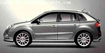 Renault Koleos Frontal