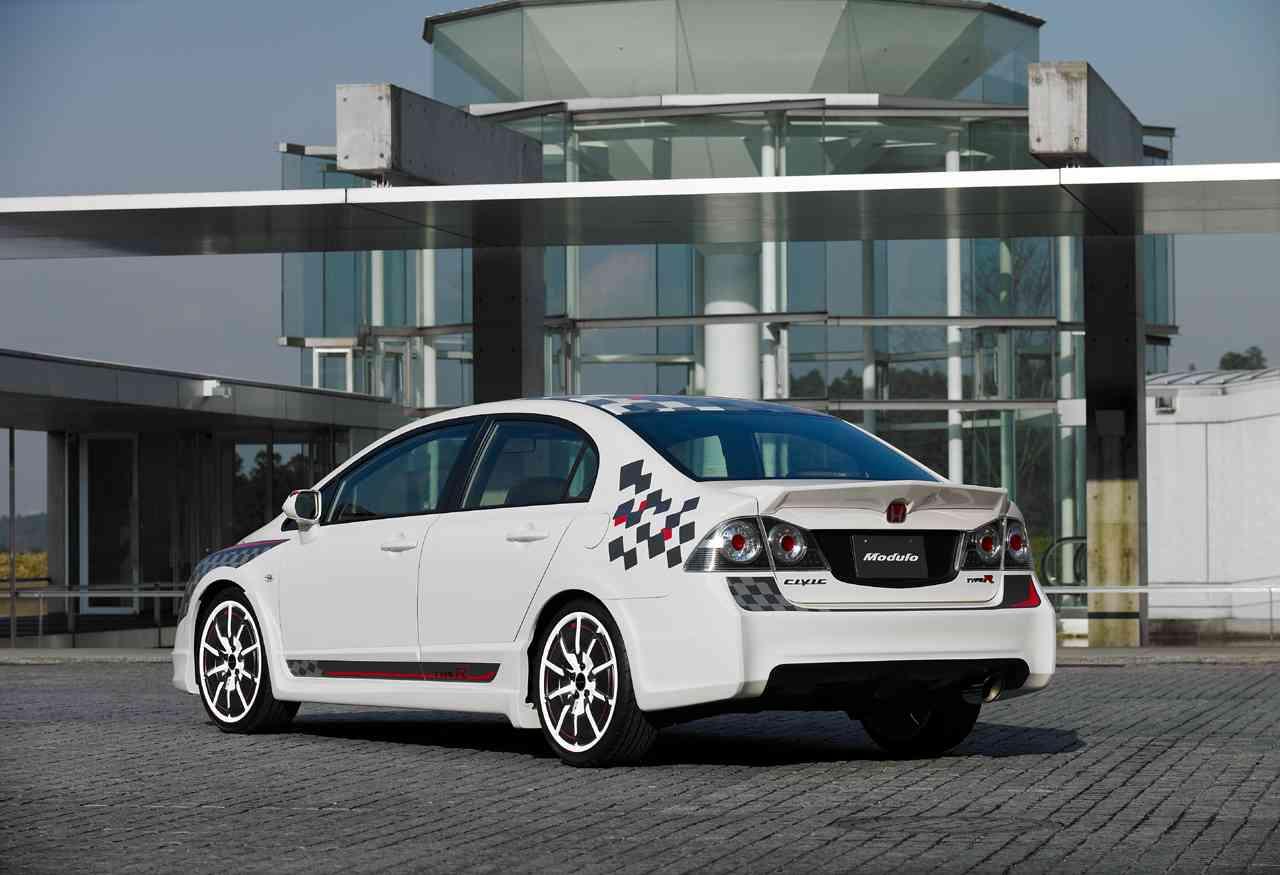 Honda Sports Modulo Civic Type-R trasera