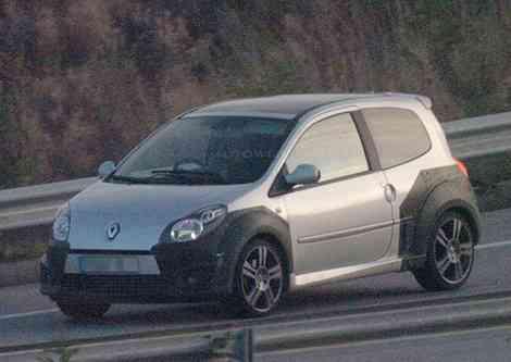 Renault Twingo RS, pequeño pero matón