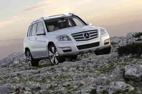 Ahora sí, Mercedes Vision GLK Freeside Concept