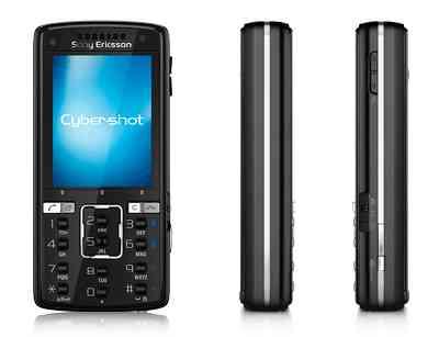 "Sony Ericsson K850 edición ""Quicksilver Black"""