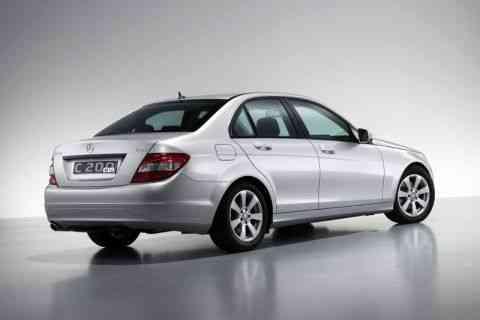 Nueva versión Mercedes C200 CDI FE 5