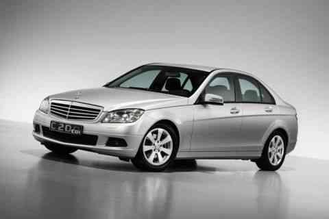 Nueva versión Mercedes C200 CDI FE 6