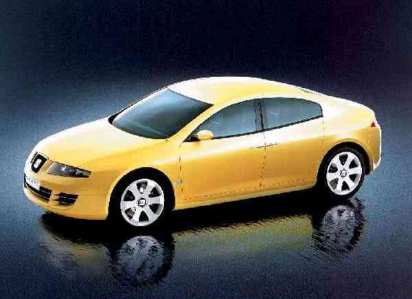 Seat Bolero Concept de 1998, causó sensación pero seguimos sin verlo