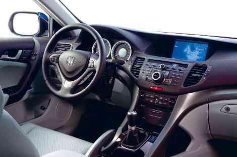 Interior del nuevo Honda Accord para Europa