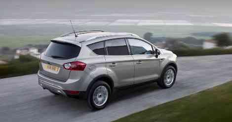 El nuevo Ford kuga, desvelado oficialmente