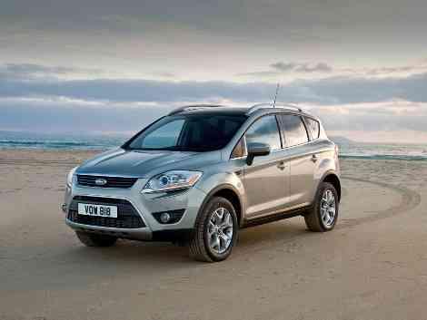 """El primer SUV de Ford Europa, con el <i>kinetic-design""""</i> de la marca"""