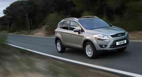 El nuevo Ford Kuga podrá montar tracción integral como opción