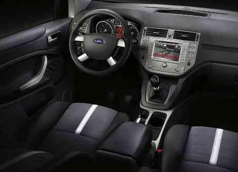 El interior del nuevo Ford Kuga
