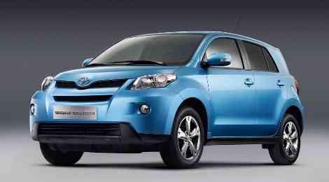 Toyota Urban Cruiser, ¿será este?