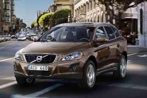 Volvo XC60, imágenes oficiales publicadas antes de que se filtren más
