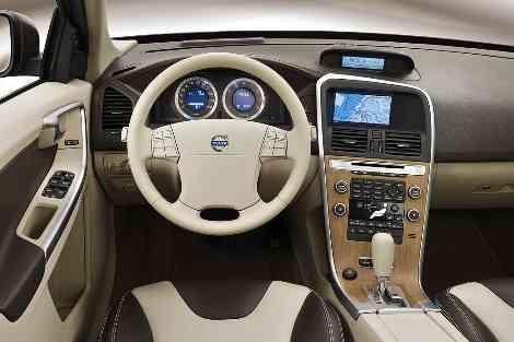 El interior del nuevo XC60, ahora desvelado oficialmente