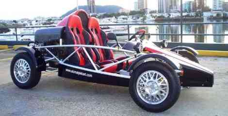 El Ariel Atom <i>made in China</i>