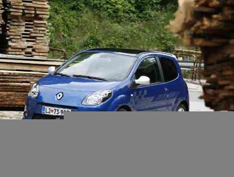 El Renault Twingo, con el ESP como opción