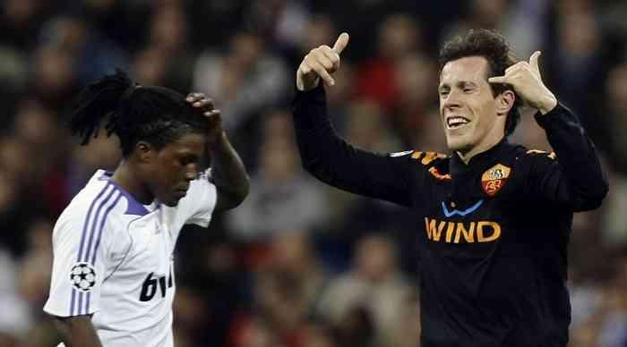 El Real Madrid no pudo con una Roma que salió a ganar