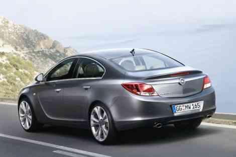 El Opel Insignia, desvelado oficialmente