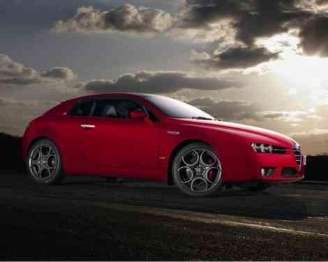 Alfa Brera S, la combinación perfecta