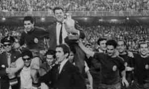 España homenajea a los campeones de 1964 3