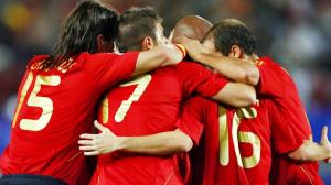 La selección española ya está en la Ciudad del Fútbol 3