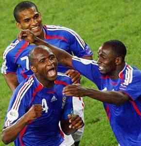 Los 23 de Francia 3