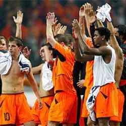 Holanda todavía no tiene a sus 23 3
