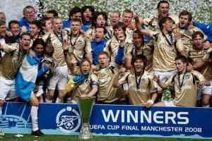Zenit St. Petersburgo Campeón de la UEFA