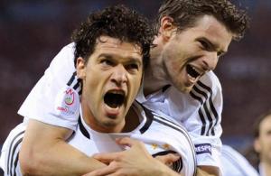 Alemania pasa a cuartos de final
