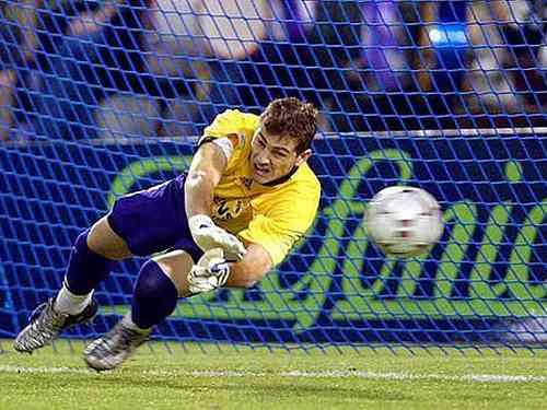 Casillas decisivo en la tanda de penaltis