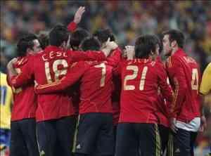 Previa: España - Suecia 3