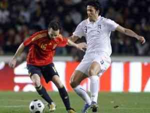 España se disputará los cuartos frente a Italia 3
