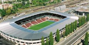Estadios: Stade de Géneve (Ginebra) 3