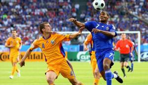 Francia- Rumanía, estreno sin goles del grupo de la muerte 3
