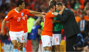 Holanda arrolla a la Campeona del Mundo 3