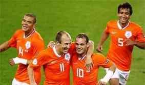 Holanda ya está en cuartos