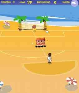 Juego vacaciones Raúl Eurocopa