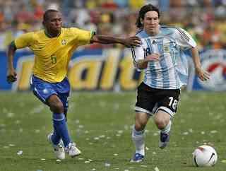 ¿Qué pasó en el Argentina Vs Brasil? 3