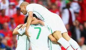 Portugal, primera en clasificarse para cuartos 3