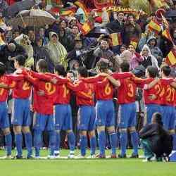 9 jugadores españoles en el Equipo del Torneo