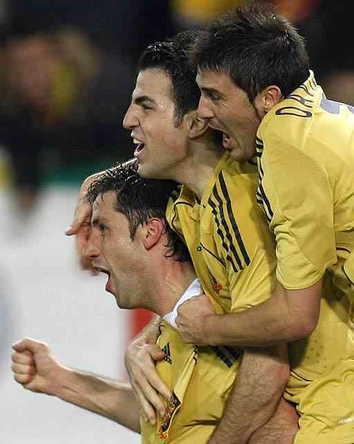 España se mete en la final de la Eurocopa